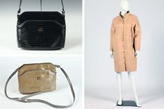 Wardrobe of D.C. Arts Patron Up for Auction | My Little Bird