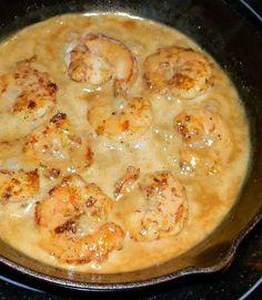 Louisiana BBQ Shrimp ~ good recipes