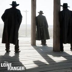 """""""Wenn diese Männer das Gesetz vertreten, dann bin ich lieber ein Gesetzloser"""" - Lone Ranger #LoneRanger ©Disney"""