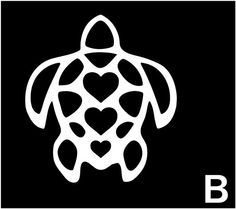 Vehicle Stickers sea turtle vinyl sticker sea by StoneEffectsMD, $5.75