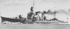 El Furutaka (古鷹 halcón viejo?) fue el primero de los cruceros pesados de la Armada Imperial Japonesa. Formaba junto a su gemelo Kako la Clase Furutaka.