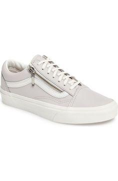 a36cdd32738 VANS  Old Skool  Zip Sneaker (Women).  vans  shoes