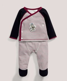 Pinocchio 2 Piece Wrap Set - All Boys - Mamas & Papas