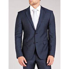 Buy CK Calvin Klein Plain Suit Online at johnlewis.com