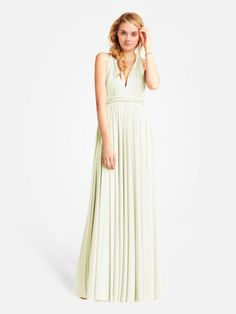 Maxi Convertible Chiffon Dress | Plus and Petite sizes available! Hundreds of styles, tons of colors!