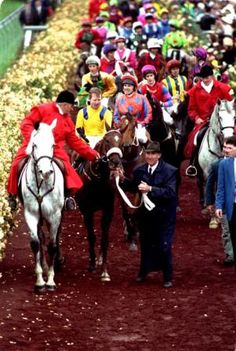 1993 - Melbourne Cup won by the first foreign-bred, foreign-trained, foreign-owned horse - Vintage Crop