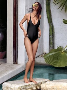 Free People x Beach Riot Farrah One Piece Swimsuit at Free People Clothing Boutique