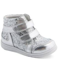 Mobility By Nina Stardust Hi-Top Walker Sneakers, Toddler Girls (2T-4T) | macys.com