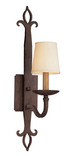 Troy Lighting B2711 Lyon Burnt Sienna Wall Sconce On Sale Now. Guaranteed Low Prices. Call Today (877)-237-9098.