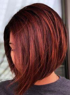45 Best Auburn Hair Color Ideas: Dark, Light & Medium Red Brown Shades