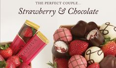 The perfect couple #GODIVA