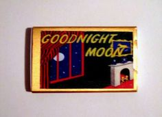 Goodnight Moon - Book Cover Literary Matchbook