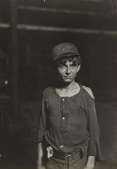 Lewis W. Hine. Indianapolis. 1908