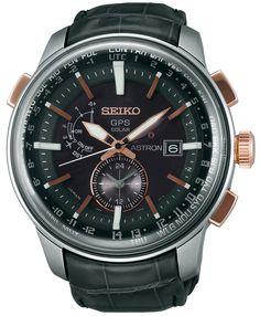 Seiko Astron Watch GPS Solar Chronograph S
