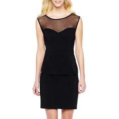 c6843d9910f0 Bisou Bisou® Keyhole Peplum Dress - jcpenney ~ only  30 ~ gorgeous! Peplum  Dress