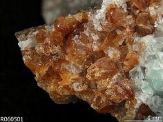 Svanbergite. Dover mine, near Hawthorne, Mineral County, Nevada, USA Source: Michael Scott S100375