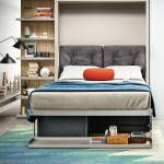Oslo 173 | Resource Furniture | Queen Wall Bed Systems