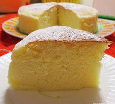Moje pyszne, łatwe i sprawdzone przepisy :-) : Sernik japoński-bajecznie lekki, piankowy, puszysty-najlepszy :) Japanese cheesecake Easy Cheesecake Recipes, Cheesecake Bites, Lemon Cheesecake, Pumpkin Cheesecake, Christmas Cheesecake, Japanese Cheesecake, Gourmet Cooking, Cake & Co, Sweet Desserts