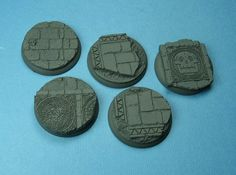 Modeling Techniques, Painting Techniques, Miniature Bases, Made Goods, Aztec, Biscuit, Trains, Gaming, Miniatures