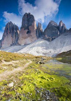 tre Cime di Lavaredo , province of Belluno , Veneto region Italy