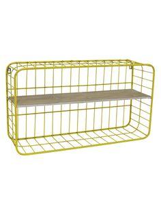 Shelf from Mudroom Storage on Gilt