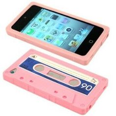 niceeshop(TM) Light Pink Cassette Tape Silicone Case for Apple iPod Touch 4 4th Generation With Screen Protector niceEshop http://www.amazon.com/dp/B00L2V5XGC/ref=cm_sw_r_pi_dp_KNlWtb16NPK2KE5A