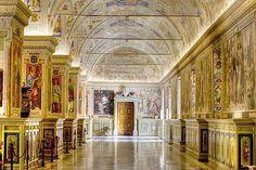 vatican museum raphael rooms - Google Search