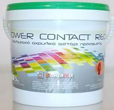 POWER CONTACT RED 5Kgr Coconut Oil, Jar, Jars, Drinkware, Vase
