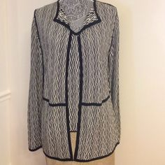 Cardigan and top Knitted cardigan and top(silk/rayon),new,never been worn. Sweaters Cardigans