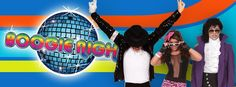 Boogie Nights at Tropicana, Atlantic City- Celebrating the 70's, 80's, and 90's!