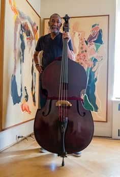 """themaninthegreenshirt: """" Ronald Levin """"Ron"""" Carter is arguably the greatest upright jazz bassist to have ever walked four strings, and he's literally the most recorded bassist of all time, with 2,221 individual recording credits! """""""
