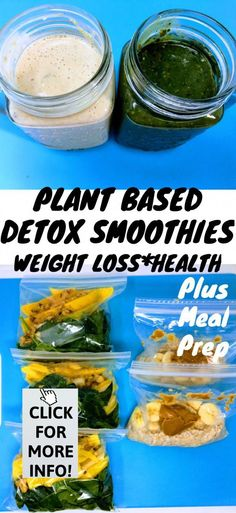 plant based diet vegan detox smoothies Whole food plant based diet for beginne. - Weight Loss Tips plant based diet vegan detox smoothies Whole food plant based diet for beginne. - Weight Loss Tips - Plant Based Diet Meal Plan for Beginners Weight Loss Meal Plan, Diet Plans To Lose Weight, Losing Weight, Crockpot, Weight Loss Smoothies, Detox Smoothies, Smoothie Recipes, Juice Recipes, Detox Recipes