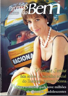 Capa PB - Viviane Senna