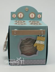 Stampin' Up! Australia – Independent Demonstrator, Tanya Bell Bundaberg » Blog Archive » Cupcake Oven