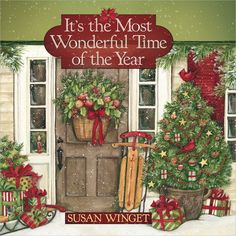 It's the Most Wonderful Time of the Year: Susan Winget: 9780736950398: Amazon.com: Books