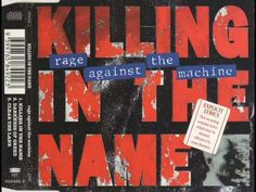 Rage Against the Machine - Killing in the Name Of MY NUMBER ONE FAVORITE SONG OF ALL TIME.