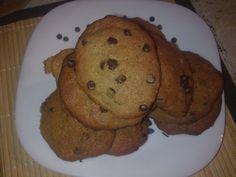 sürőtökös csokis keksz Cookies, Desserts, Food, Crack Crackers, Postres, Biscuits, Deserts, Hoods, Meals