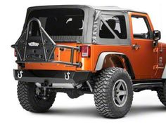 DV8 Tire Carrier $560