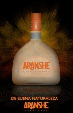 Rum based orange liqueur Liquor Bottles, Vodka Bottle, Rum, Wines, Spirit, Orange, Be Nice, Room, Rome