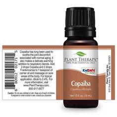 Plant Therapy Copaiba Balsam Essential Oil 10 mL (1/3 fl. oz.) 100% Pure, Undiluted, Therapeutic Grade Image 2 of 5