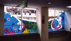 mactac-soignies-films-adhésifs-decoration-vitres-MACal-8400-MACal-9700-Pro-clear-protective-film-Cardiff-Hospital-window-Vinylize-Wales