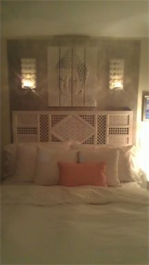 My Bedroom Buddha!!.)