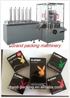 Check out this product on Alibaba.com APP Automatic condom cartoning machine