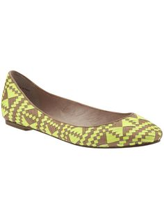 piperlime: uma by rebecca minkoff in neon yellow synthetic vachetta