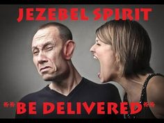 ARE YOU DEALING WITH THE JEZEBEL SPIRIT   NARCISSISM