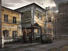 разрушенные дома - Поиск в Google