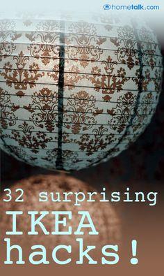 32 Surprising {IKEA} Hacks!