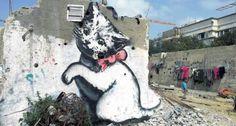 Artistas palestinos que luchan por explicar su mundo #palestina