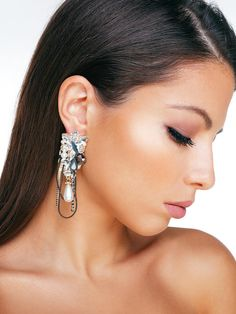 Romantic Dinners, Ear, Jewelry, Neck Chain, Wristlets, Jewlery, Jewerly, Schmuck, Jewels