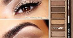 Tutorial+Tuesday:+Getting+the+Perfect+Eyes+with+NAKED+Palettes